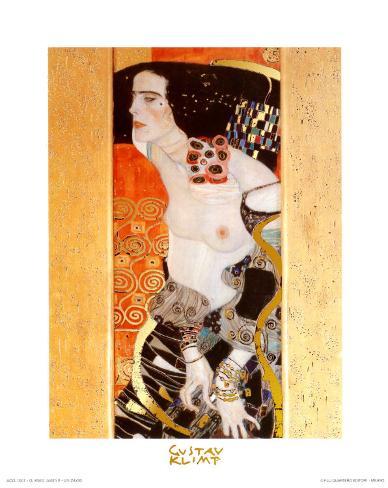 Judith II Art Print