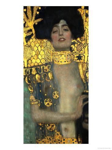 Judith with the Head of Holofernes, 1901 Giclee Print