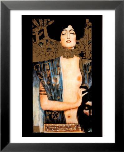 Judith Lamina Framed Art Print