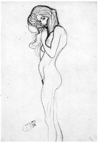 Gustav Klimt Madalane Art Print Poster Poster