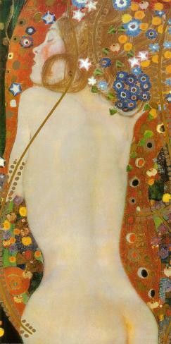 Sea Serpents IV, c.1907 Art Print