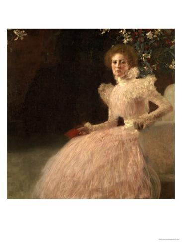Sonja Knips, 1898 Giclee Print