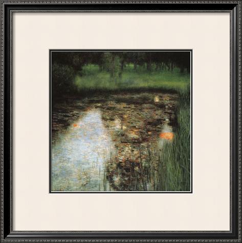 The Swamp Framed Giclee Print