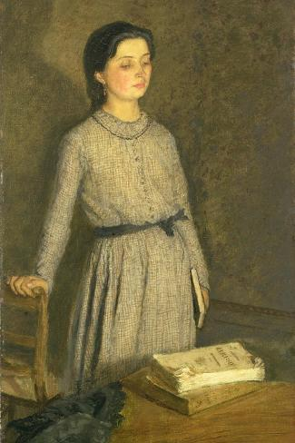 The Student, 1903 Giclee Print