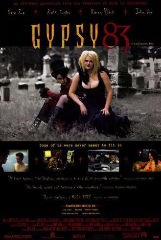 Gypsy 83 ポスター
