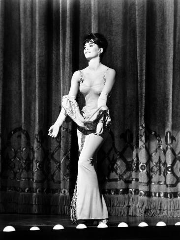 Gypsy, Natalie Wood, 1962 Photo