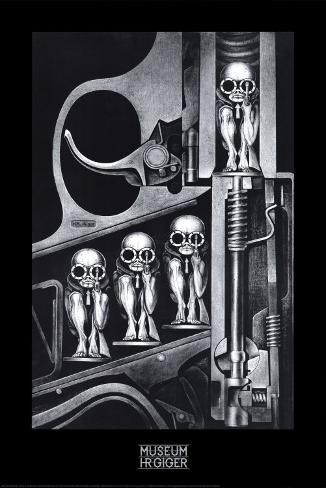 birth machine poster