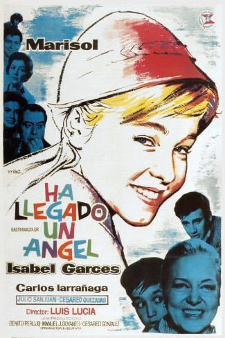 Ha Llegado Un Angel, 1961 Gicléetryck