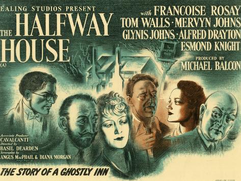 Halfway House (The) Art Print