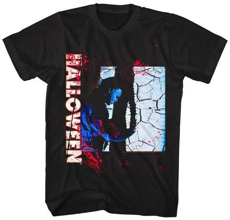 Halloween- Bloody Slash Camiseta
