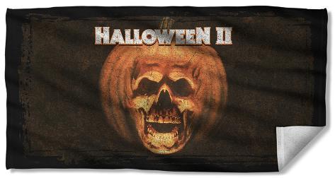 Halloween Ii - Poster Sub Beach Towel Beach Towel