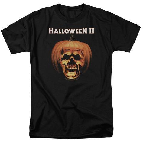Halloween II - Pumpkin Shell T-Shirt