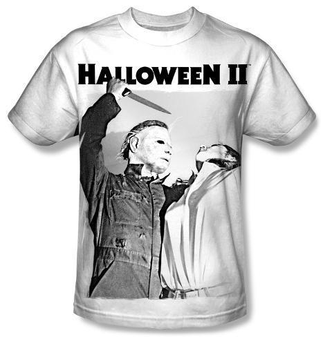 Halloween II - Serial Serenade Sublimated