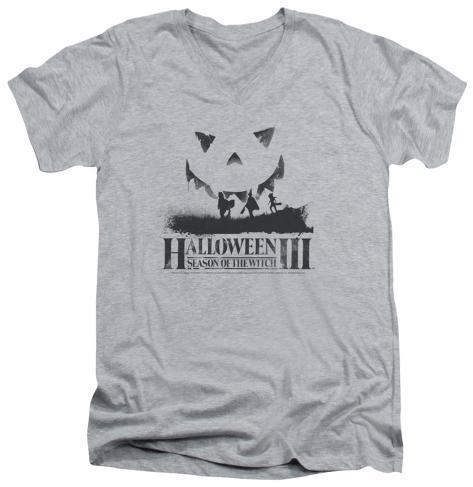 Halloween III - Silhouette V-Neck V-Necks
