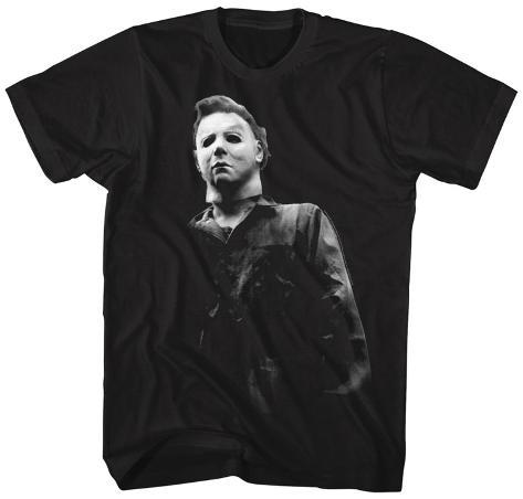 Halloween- Michael Myers Close-Up T-Shirt