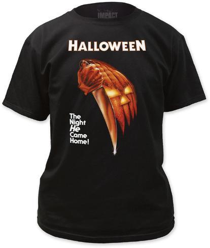 Halloween - Night He Came Home T-Shirt