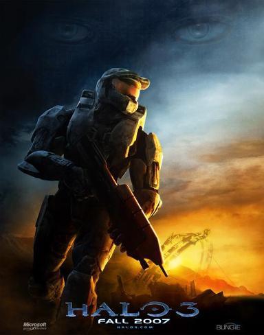 Halo 3 Impressão original