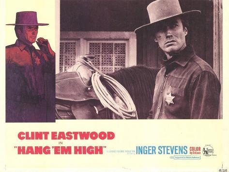 Hang Em High, 1968 Art Print