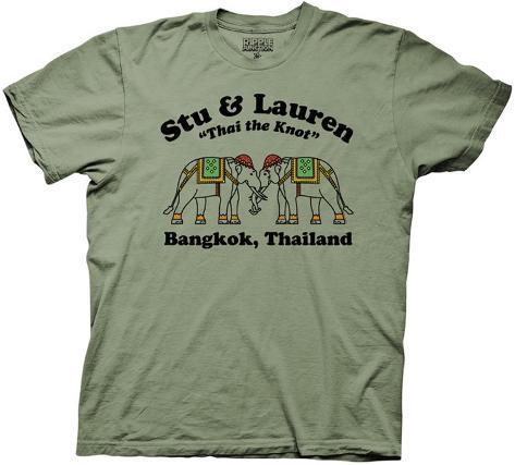 Hangover II - Stu & Lauren T-Shirt