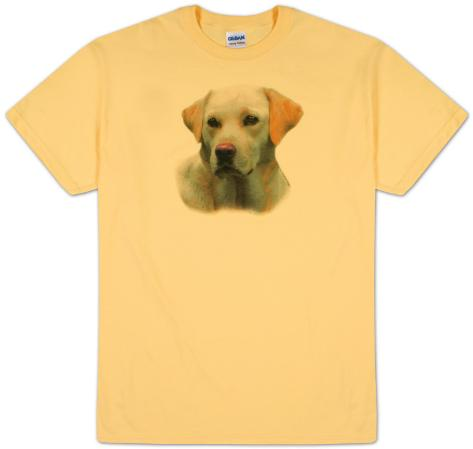 Hangover II - Yellow Lab T-Shirt