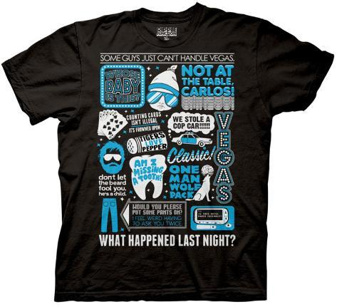 Hangover - Spoiler Tee T-Shirt