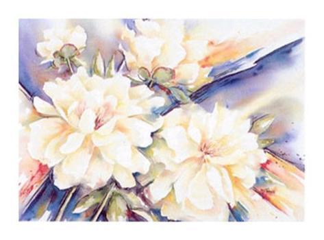 Flower Festival III Art Print