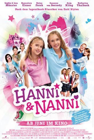 Hanni & Nanni - German Style Pôster