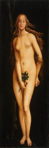 Eve Lámina giclée