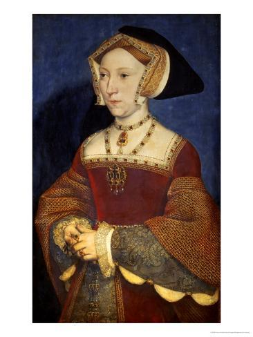 Jane Seymour Giclee Print