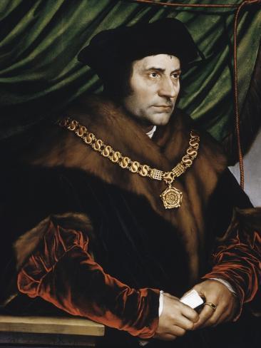Sir Thomas More Giclee Print