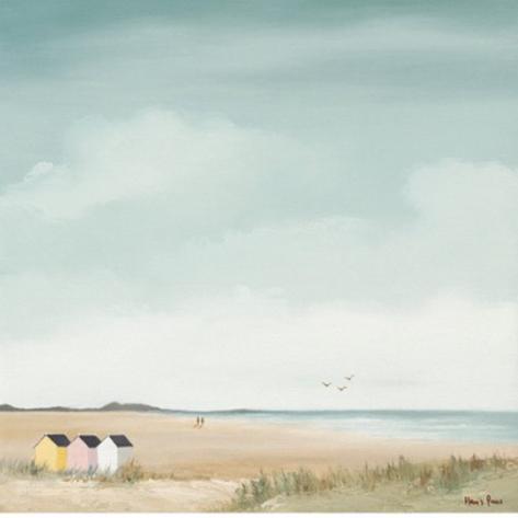 Sunny Morning III Art Print