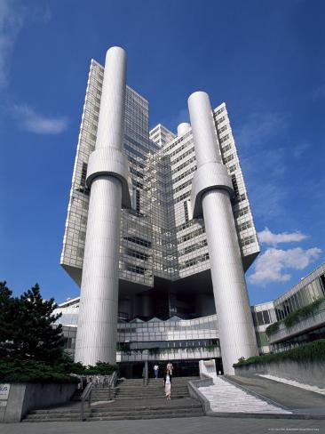 Hypobank Building, Munich, Bavaria, Germany Photographic Print