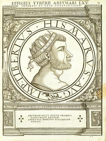 Tiberius Absymarus Stampa giclée