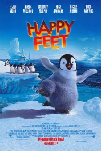 Happy Feet - O Pinguim Impressão original