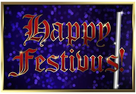 Happy Festivus Poster