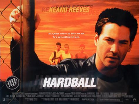 Hard Ball Original Poster
