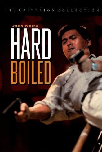 Hard-Boiled Poster