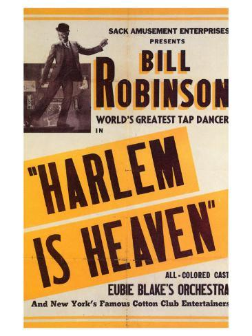 Harlem Is Heaven, 1932 Art Print