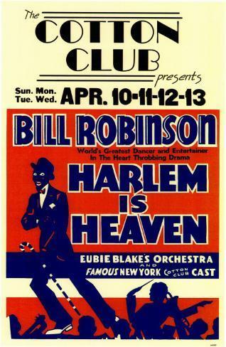 Harlem Is Heaven Masterprint