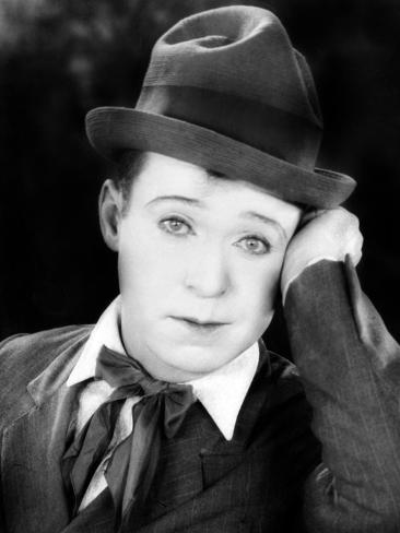 Harry Langdon, 1929 Photo