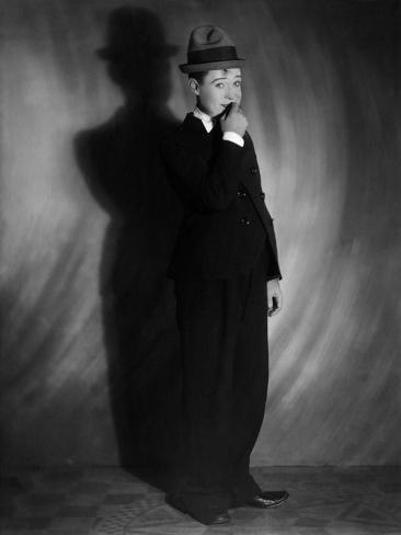 Harry Langdon, Mid-1920s Photo