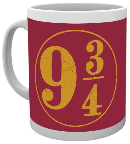 Harry Potter 9 3/4 Mug Mug