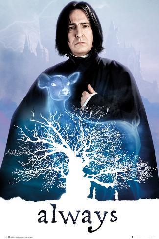 Harry Potter- Always Poster