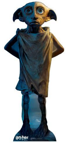 Harry Potter and the Deathly Hallows - Dobby Cardboard Cutouts