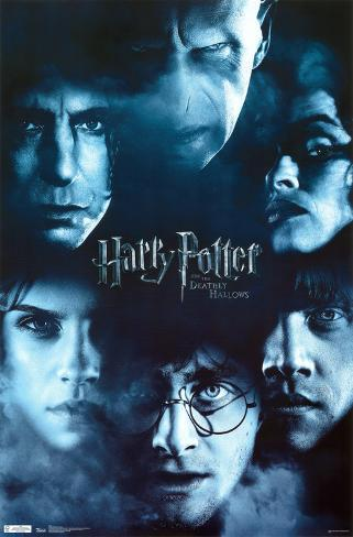 Harry Potter and the Deathly Hallows Part II - Group Poster