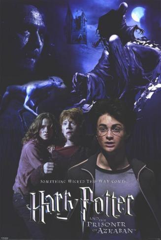 Harry Potter and the Prisoner of Azkaban Masterprint