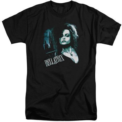 Harry Potter- Bellatrix Closeup (Big & Tall) T-Shirt
