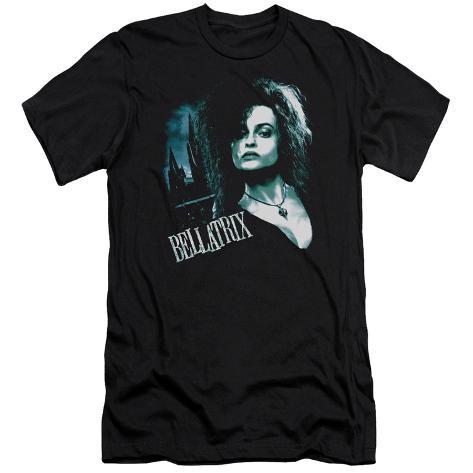 Harry Potter- Bellatrix Closeup (Premium) T-Shirt