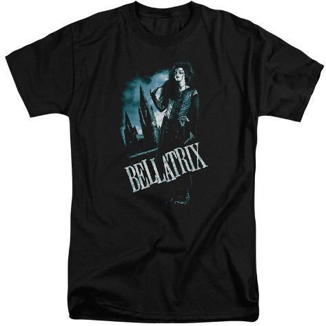 Harry Potter- Bellatrix In Profile (Big & Tall) T-Shirt
