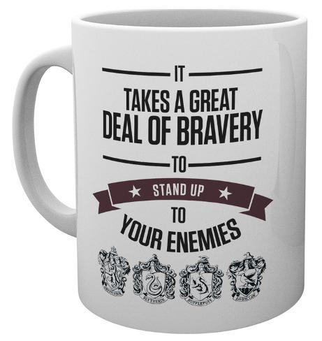 Harry Potter - Bravery Mug Tazza
